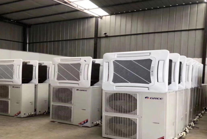 宁波长期回收中央空调,制冷机组,二手中央空调,提供旧空调回收价格报价