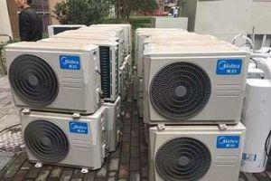 宁波空调回收 回收二手风管机空调 旧空调回收 天花机窗机回收