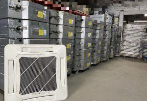 宁波风管机空调回收,二手柜机空调回收,大量库存空调回收